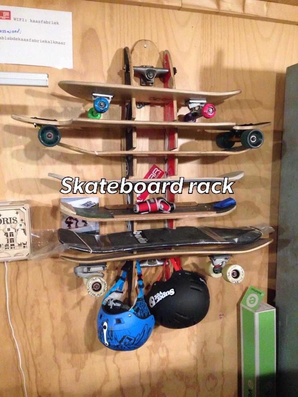 Skateboardrack